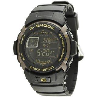G-Shock Digital Black Dial Mens Watch - G-7710-1Dr (G223)