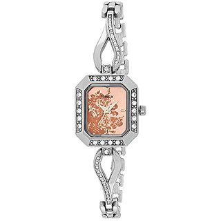 Timex Empera Analog Pink Dial Womens Watch - Tw000X605