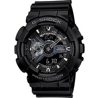 G-Shock Analog-Digital Black Dial Mens Watch - Ga-110-1