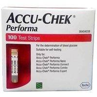 Accu-Chek Performa 100 Test Strips Expiry 30 November 2