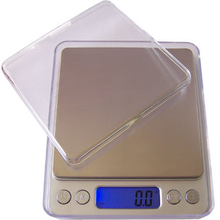 NEW Stainless Steel Professional Digital Table Top Weight Scale,Superior  Mini 500GM