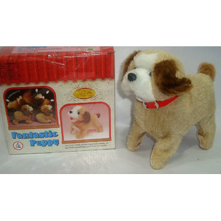 FANTASTIC PUPPY RUNS Jumps BATTERY OPERATED KIDS TOY