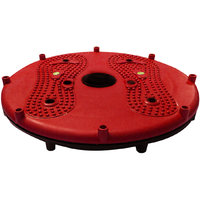 Instafit Tummy Twister Disc Ab Exerciser Red/Black With