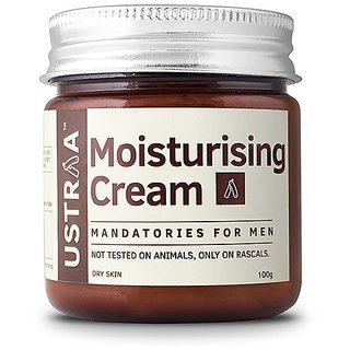 Ustraa By Happily Unmarried Moisturising Cream For Dry Skin 100g