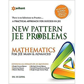 New Pattern Iit Jee Mathematics
