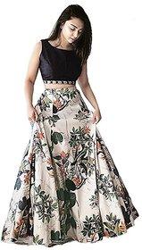 Bollywood Designer Semi Stitched Women's Wedding Lehenga Choli