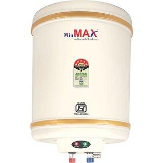 MinMax Eco-EG 6 Liter 5 Star 2kwa Storage Geyser