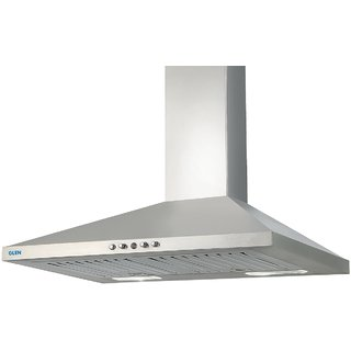 GLEN Kitchen Chimney 6075 SS 60cm 1000m3 BF