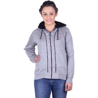 Goodluck Winter Sweatshirt For Womens SB47