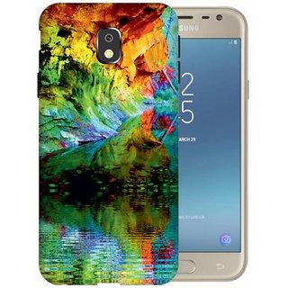 Printland Back Cover For Samsung Galaxy J3 (2017)