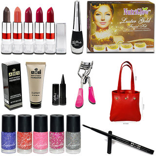 Adbeni Special Combo Makeup Sets Pack of 17-C349RD