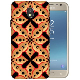 Printland Back Cover For Samsung Galaxy J3 (2017)