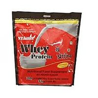 Stamin Nutrition Whey Protein 1kg Strawberry (free Wristband)