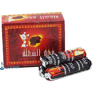 Hamil Magice Coal For Hookah Sheesha 1 box of 10 pack