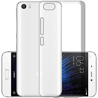 best sneakers 92814 921bd ECS Transparent Soft Back Case Cover For Micromax Canvas 1 C1
