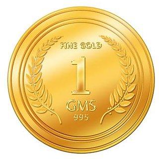 EUPHORIA by A.Himanshu 24KT (995) 1 Gms  Gold Coin