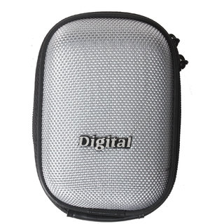Callmate Camera Digital Pouch- Silver