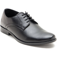 Bond Street By Red Tape Men Black Formal Shoes