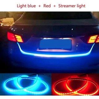 Buy Car Rear Boot Led Daytime Running Light Strip Trunk Light With