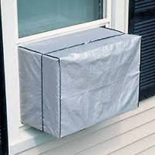 Premium Quality AC Cover For Window AC - (Assorted color)