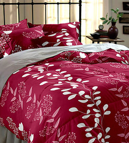 Aashish collection MULTI 3D PRINTED BED SHEET DBSS1003
