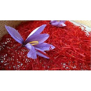 pure kashmiri saffron 1 gm kesar