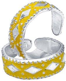 CS Jewellers Treasure Silver Toe Ring