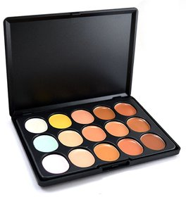 MN Cream Concealer Multicolour 15 Colours
