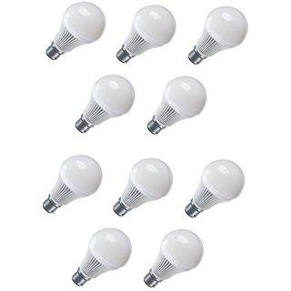 Parax 12Watt LED Bulb pack Of 10