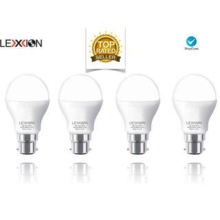 lexxion 9 watt Led Bulb ( PACK OF 4))