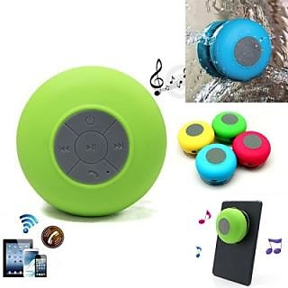 Waterproof Wireless Bluetooth Speaker for washroom at shower time and multi purpose