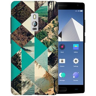 Printland Back Cover For OnePlus 4