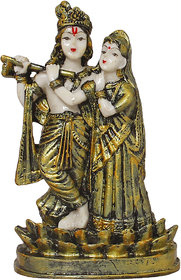 Art N Hub Lord Radha Krishna/Radhey Krishan Couple Idol