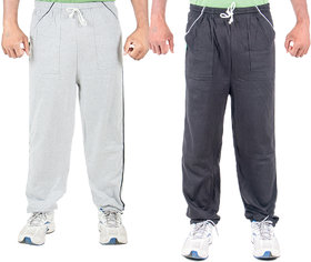 Funky Guys Multi Hosiery Trackpants Pack of 2