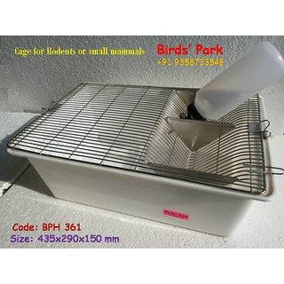 Lab Animal cage for Rat Mice  Hamster (BPH 361)