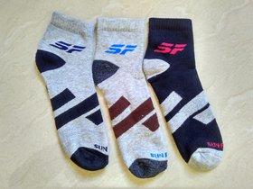SF Sport Socks for Man Pack of 3