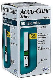 Accu-Chek Active 50 Test Strips Expiry JUNE 2019