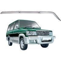 Door Visor For Toyota Qualis (6Pcs) (Medium)