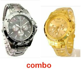 PMAX Rosra Watch - Offer Combo ANALOG WATCH FOR MEN BOY