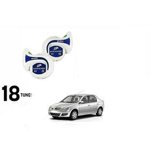 Autonity Mocc 18 in 1 Digital Tones Car Magic Horn Set Of 2 For Mahindra Verito