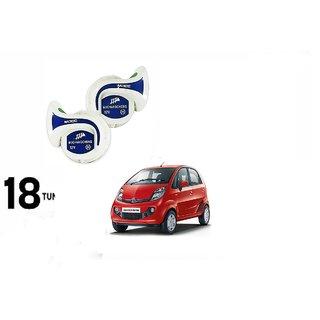 Autonity Mocc 18 in 1 Digital Tones Car Magic Horn Set Of 2 For Tata Nano
