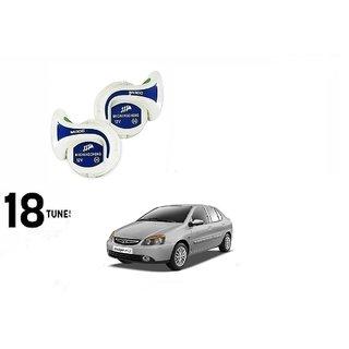 Autonity Mocc 18 in 1 Digital Tones Car Magic Horn Set Of 2 For Tata Indica ecs