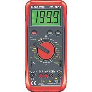 Digital multi meter KM 6030 make KASAM MECO