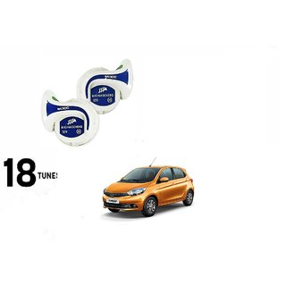 Autonity Mocc 18 in 1 Digital Tones Car Magic Horn Set Of 2 For Tata Tiago