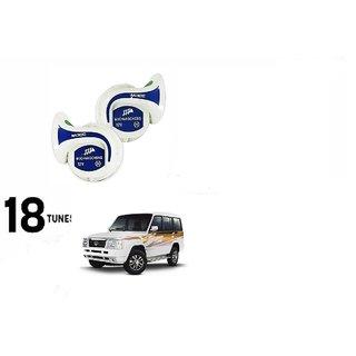 Autonity Mocc 18 in 1 Digital Tones Car Magic Horn Set Of 2 For Tata Sumo