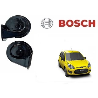 Bosch Car Symphony Fanfare Horn 028 (Set of 2) for Ford Ikon By Autonity