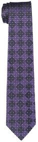 Speak Natural Silk Hand-Made Clubwear Royal Blue Designer Dots Tie SPK3001HT