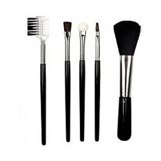 Branded Professional Cosmetic Brush Set Set Of 5