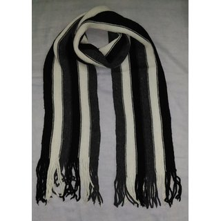 Nandini Woolen Muffler for Mens warm Comfortable for Winter Season