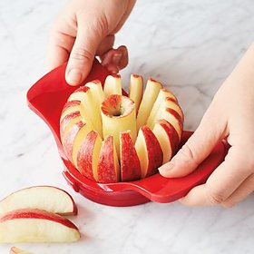 Unbreakable Apple Cutter With heavy Stainless steel Blades